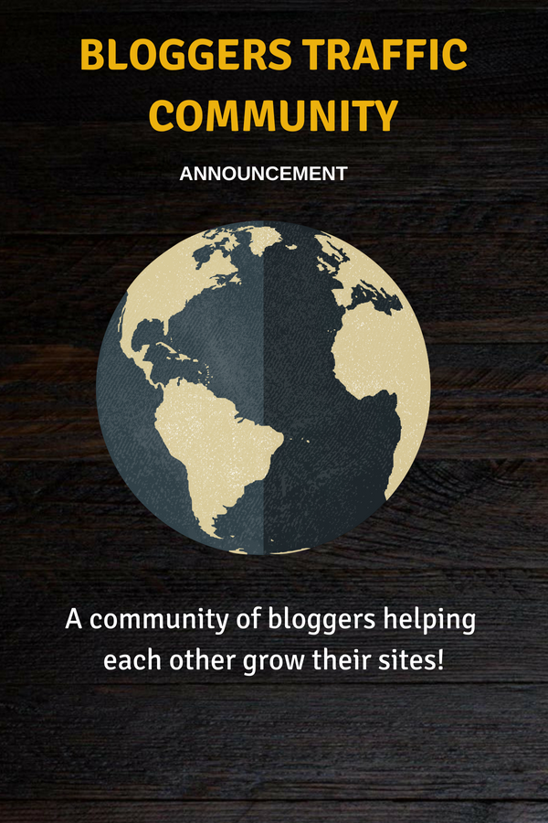 Where bloggers come and collaborate help each other grow