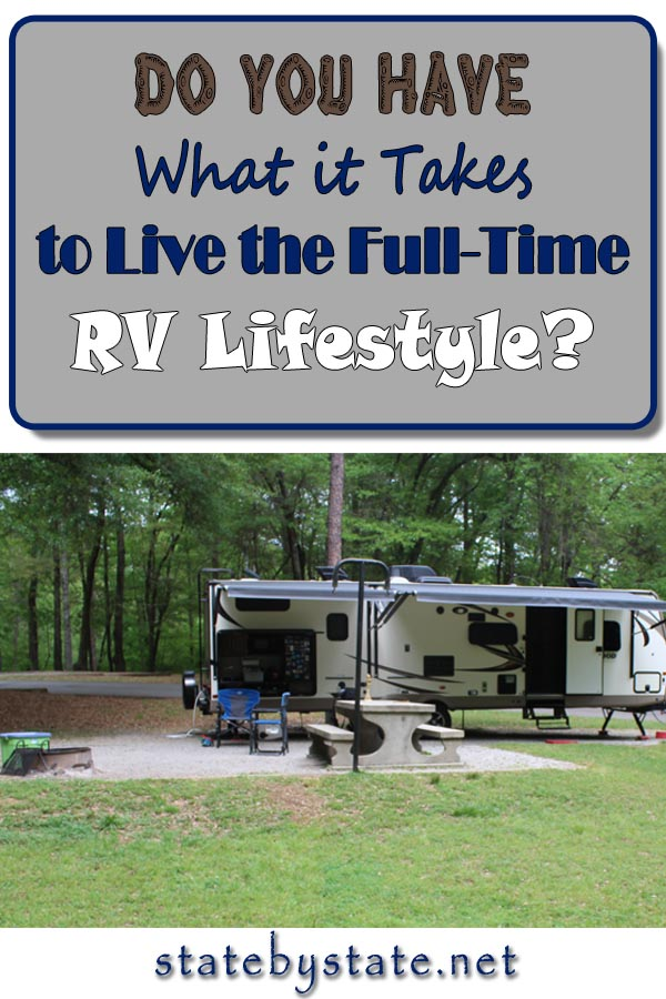 Full Time RV Travel is it for you?
