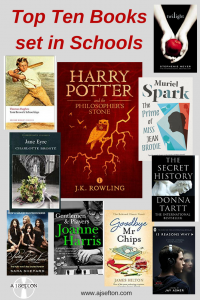 Going Back to School: Top Ten Books Set in School
