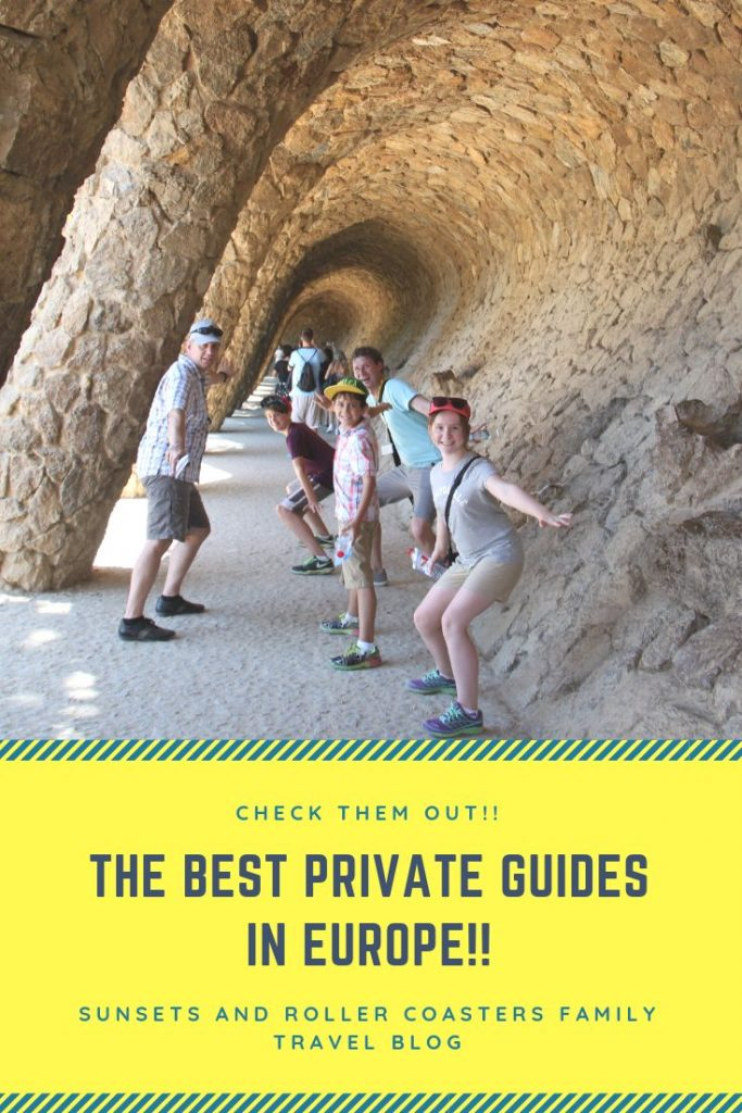 Best Private Guides in Europe