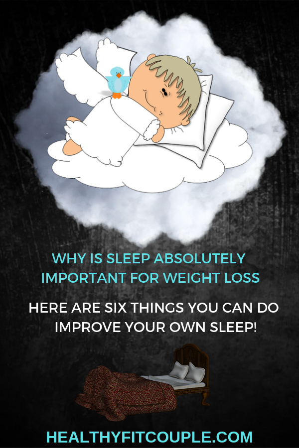 Why Sleep is Important to weight loss