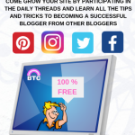 Free Blogging Community for bloggers