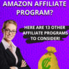 Beginning of the End for the Amazon Affiliate program?