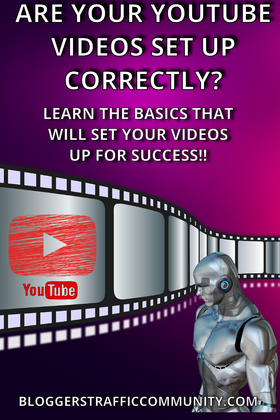 How to set your youtube videos for success